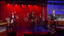 Foo Fighters Final David Letterman Show