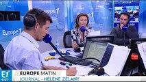 Agnès Saal et les 60 d'Europe 1... Voici le zapping matin !