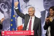 Réunion des élus socialistes d'Ile-de-France autour de Claude Bartolone - Intervention de Claude Bartolone. 20 mai 2015