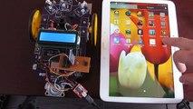 Commander vos cartes arduino(s) avec vos tablettes/smartphones
