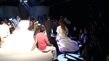 AMBER FEROZ Fashion Week Middle East Spring Summer 2015