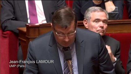 Jean-François Lamour - Financement de la politique de Défense