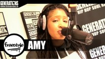 Amy - Freestyle (Live des studios de Generations)