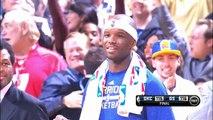 Andre Iguodala Buzzer-Beater - Oklahoma City Thunder 115 - Golden State Warriors 116