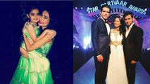 Ishita, Raman, Sandhya, Nisha, Kabir, Ruhi, Mihika Ista Pictures | Star Parivaar Awards
