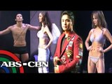 Celebs go sexy at Bench fashion show