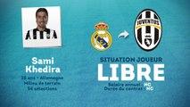 Officiel : Khedira signe à la Juventus Turin !