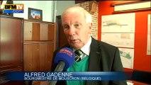 Nord-Pas-de-Calais: un mur entre une aire d'accueil pour gens du voyage et riverains fait polémique