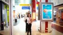 Lipdub Airport Helpers à l'aéroport Lyon-Saint Exupéry