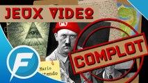 JEUX VIDEO LE COMPLOT