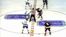#TBT: The very first NHL goal by the Vancouver Canucks