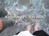 Kolobrzeg Poland Beach