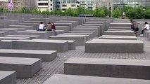 Holocaust-Mahnmal / Holocaust Memorial, Berlin - 2nd July, 2012 (HD)
