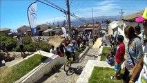 Cruz Abajo Downhill Urbano Coquimbo 2014 - Saltos, Saltos, Caídas, Escaleras y Más Saltos!
