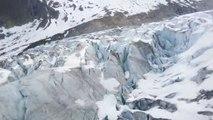 Climat : la fonte des glaciers français continue
