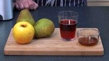 Comment faire un smoothie sain à la pomme et aux poires ? - Gourmand