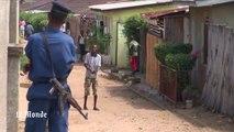 Tirs à balles réelles lors de manifestations au Burundi