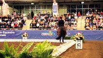 Sydney CDI 2011 - Vanessa Way and  KH Arvan 7th in the Grand Prix Freestyle CDI***