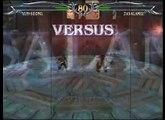 Pcsx2 0.9.6 - Soul Calibur 3 emulated