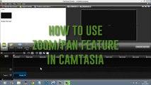 Camtasia Tutorial | Zoom and Pan Effect in Camtasia Studio 8!