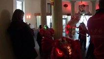 Danse du Lion au Musée Guimet - Nouvel an chinois 2013