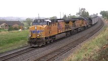Mile High Railfanning 5/12/12; CNW, SP, UP, Officer Specials and More!