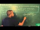 AAB / Nombres relatifs / Addition de deux nombres relatifs de signes opposés