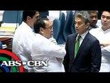 Tiangco, Gonzales got angered in budget debate