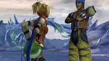 Final Fantasy X - Wakka found out Rikku is an Al Bhed