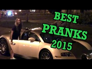 The Best Pranks Compilation 2015