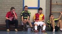 Aktueltv.nl: Futsaltoernooi van Vereniging DSB - 2011. Uitzending 17/01/12