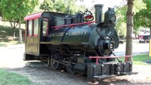 1907 Laclede-Christy Narrow Gauge Locomotive 0-4-0 Type - Coal Burning Steam