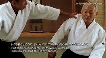 Atari and Musubi 01_Seishiro Endo Shihan 当たりと結び01_遠藤征四郎 師範