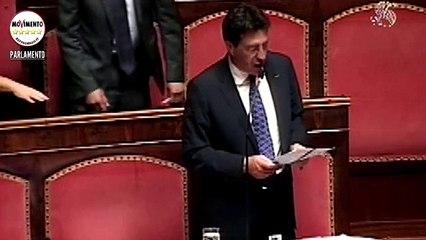 Ecoreati, voto finale. L'intervento di Maurizio Buccarella (M5S) - MoVimento 5 Stelle