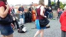 Jazz No Problem - Charles Bridge, Prague / Most Karola, Praga