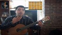 """Como tocar  """"Cristo yo te amo"""" en guitarra acustica (principiantes)"""