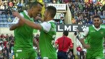 Videos de los goles de Racing de Santander (2-4) Real Betis