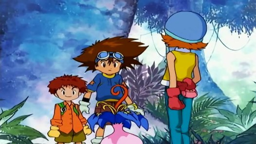 Digimon Adventure Folge 1 Deutsch