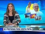El turismo se prepara para visita del papa Francisco a Ecuador