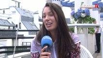 Tennis. Océane Dodin : «Je rêve de gagner Roland-Garros»