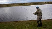Sea trout Rio Gallegos 31/11/13