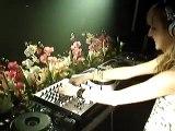 Female House DJ - Aleksandra spinning at JOY February 2008