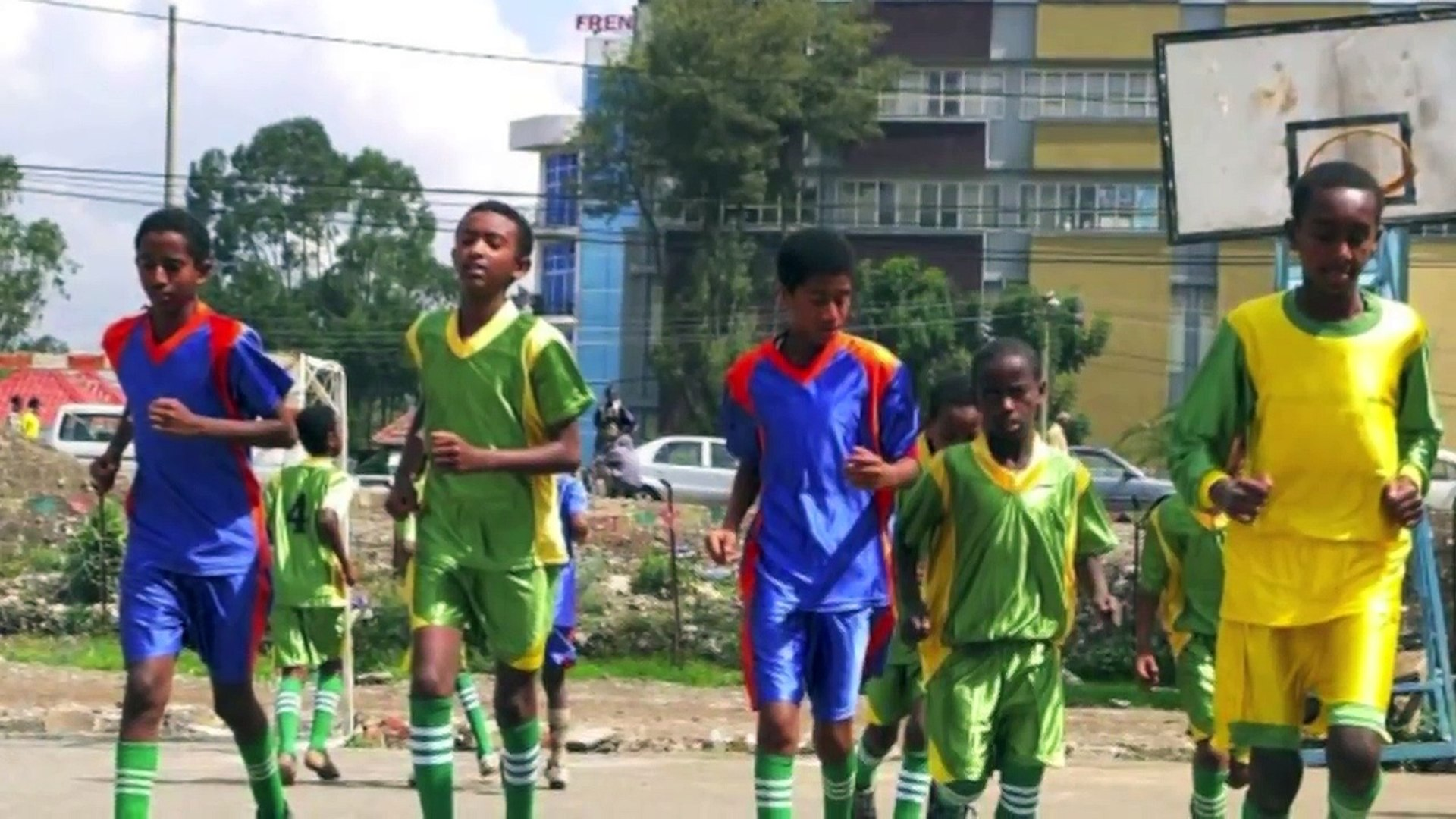OUR STORIES | Young Ethiopian American uses soccer to give back to Ethiopia