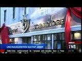 TVA Québec: ouverture du nouveau magasin de scientologie à Québec