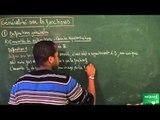 AAA / Généralité sur les fonctions / Ensemble de définition