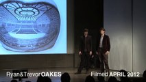Double vison: Ryan and Trevor Oakes at TEDxCooperUnion