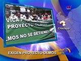 Población de Lambayeque, en Chiclayo, exige terminación de Olmos