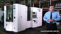 CNC horizontal machining center  - HD Video produce by 聖僑資訊 S&J Corp.
