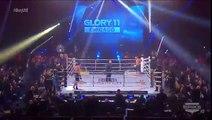 Rico Verhoeven vs. Gokhan Saki Fight Video Glory 11 Biobalanz