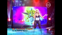 YO SOY BRITNEY SPEARS PERU - CHICA de Miraflores CLON de Britney spears Casting . YO SOY 13 Junio